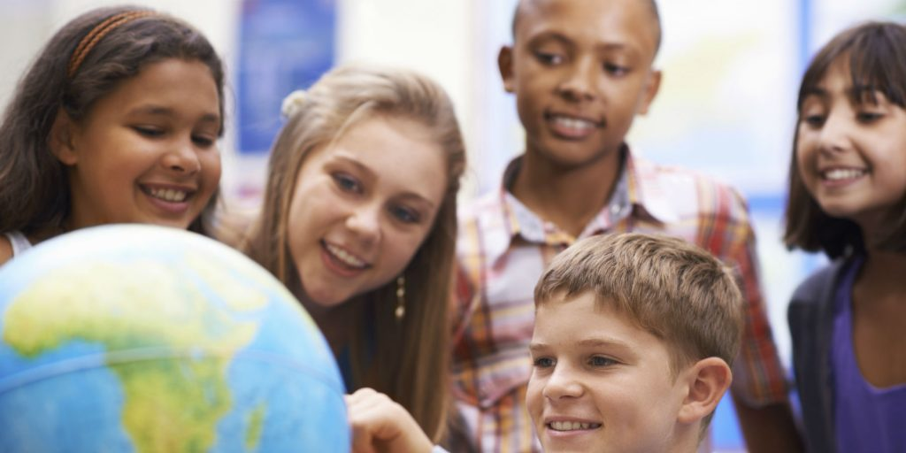 2018CambridgePressReleasePic1800px Primary_education_geography