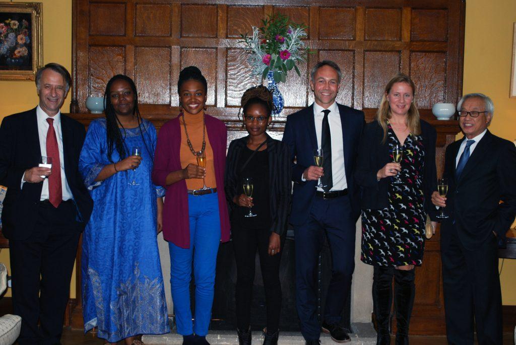 Philomathia scholars 2018