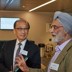 Wilfred Chung at 2017 Philomathia Symposium